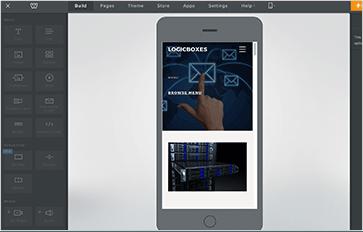 Mobile Website Builder Weebly