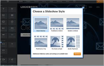 Slideshow Maker Weebly